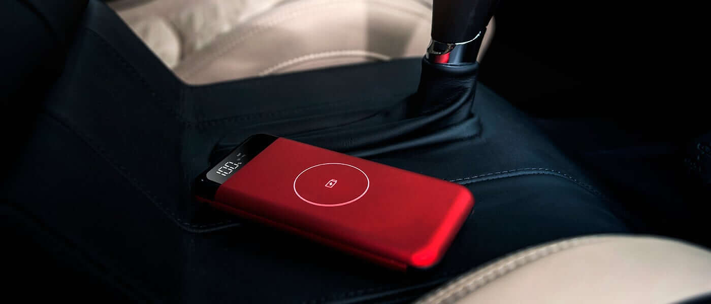Portable Phone Charger In Car