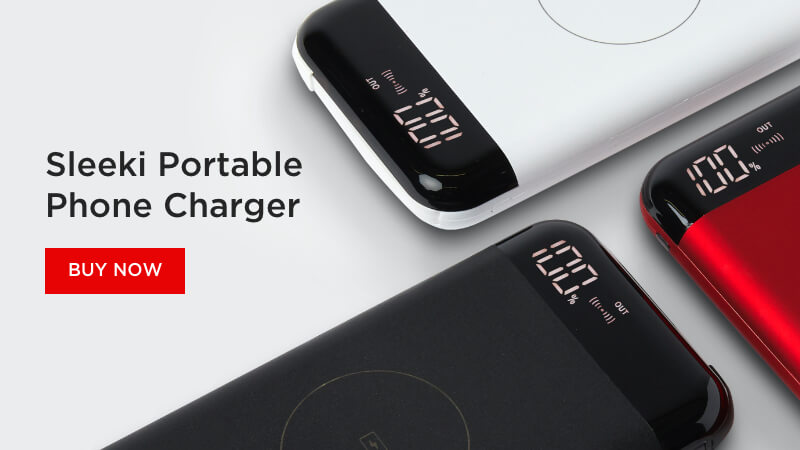 Phone Charger Banner